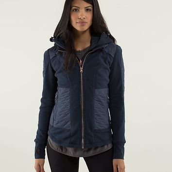 Fleecy Keen Jacket