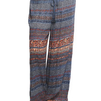 Gypsy Wide Leg Pant | Wet Seal