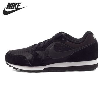 Original New Arrival 2016 NIKE WMNS NIKE MD RUNNER 2 Women's Skateboarding Shoes Sn