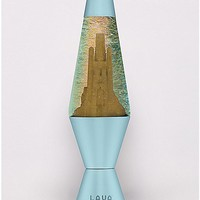 Sand Castle Lava Lamp - 14.5 Inch - Spencer's