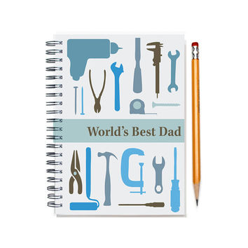 Custom Planner, Gift for Man, Personalized Dad Present, Husband Gift, weekly planner,  custom scheduler, custom calendar, SKU: pl shop tools
