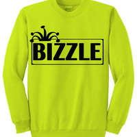 NEW - Bizzle Crewneck Sweatshirt