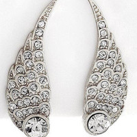 "30% off use promo code ""wanelo"" at checkout. Earwings Clip On Earrings"