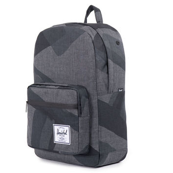 Herschel Supply Co.: Pop Quiz Backpack - Black Portal