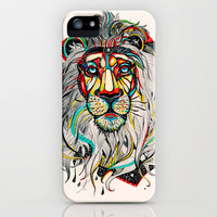 Leo  iPhone Case by Felicia Atanasiu | Society6