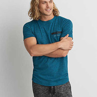 AEO 360 Extreme Flex T-Shirt, Bright Teal