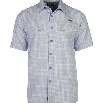 Men's Dash UV Vented Fishing Shirt (1XL-5XL)