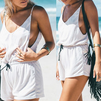 Stay V Playsuit