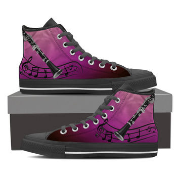 Clarinet Shoes