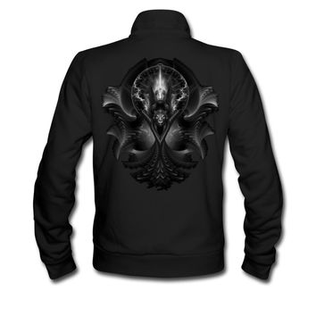 Riddian Queen The Realm Of Darkness Womens Track Jacket Track Jacket | Xzendor7 New Vision In Fractal Imagery