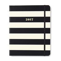 large black stripe 17 month agenda