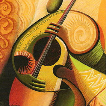 Strings (Offset Lithograph) *** $pecial Offer ***