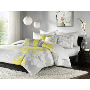 Madison Park Brianna 6-piece Duvet Cover Set | Overstock.com