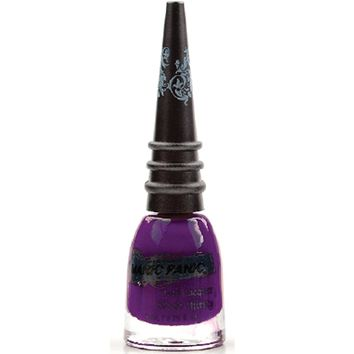 Manic Panic Dark Purple Blood Thirsty Claw Colors Nail Polish
