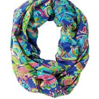 Riley Infinity Loop Scarf - Toucan Play - Lilly Pulitzer