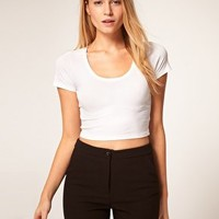 ASOS 90's Crop Top