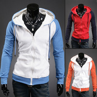 Couple Korean Hoodies Men Hats Tops Jacket [6528676035]