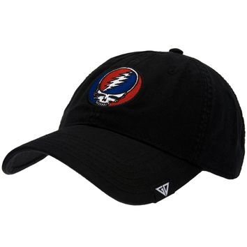 Grateful Dead - Steal Your Face Washed Twill Baseball Cap