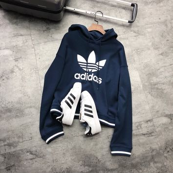 adidas Originals Womens Hoodie Sweatshirt