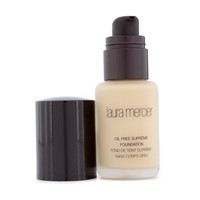 Laura Mercier Oil Free Supreme Foundation  Sunny Beige 1 Oz.