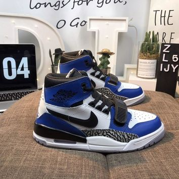 Men s and women s cheap nike shoes NIKE Just Don x AIR JORDAN Legacy AJ32 53c1a515c280