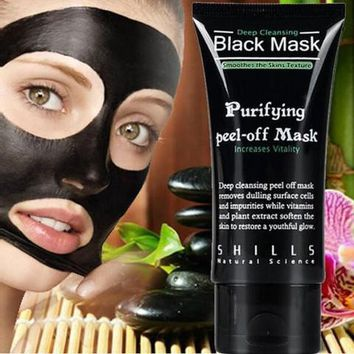 Deep Cleansing Black Mask for Women And Men