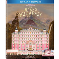 Walmart: The Grand Budapest Hotel (Blu-ray + Digital HD) (Widescreen)