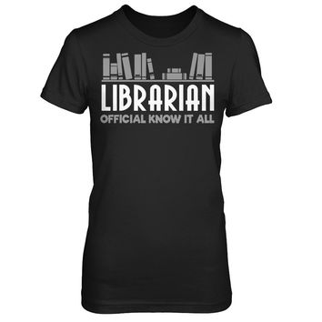 Librarian - Official Know It All