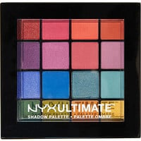 Nyx Cosmetics Brights Ultimate Shadow Palette | Ulta Beauty