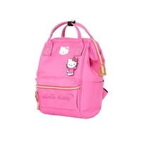 with 2017 new Hello Kitty ladies  backpack diagonal canvas bag FREE SHIPPING