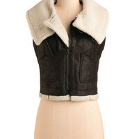 First in Flight Vest | Mod Retro Vintage Vests | ModCloth.com