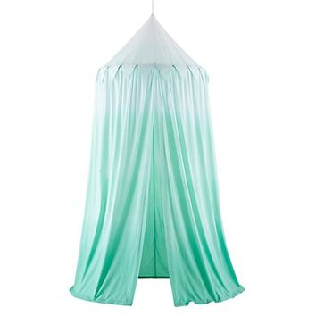 Green Ombre Play Canopy | The Land of Nod