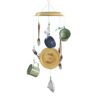 Clamoring Kitchen Wind Chime