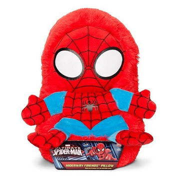 Hideaway Pets Ultimate Spider-Man Plush Pillow