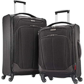 Samsonite Movelite Extreme 2 Piece Softside Luggage Set