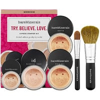 bareMinerals Try. Believe. Love. Kit