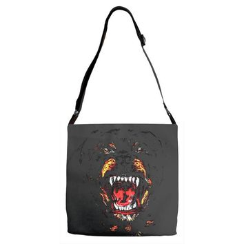 givenchy dog Adjustable Strap Totes