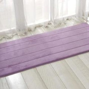 50x120cm long carpet for bedroom or yoga exercise  mats