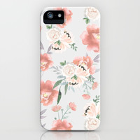 sweet peach iPhone Case by sylviacookphotography