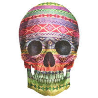 Terry Fan Navajo Skull wall decal