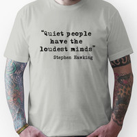 Quiet People Unisex T-Shirt
