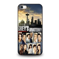 GREY'S ANATOMY  iPhone SE Case Cover