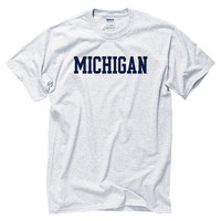 University of Michigan Ash Basic Tee