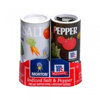 Salt n Pepper Stash Can 1.25 oz