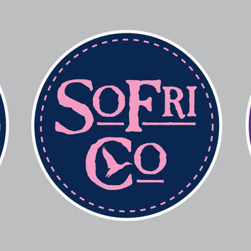 SoFriCo Stitch Decal