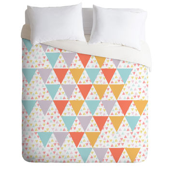 Hello Twiggs May Party Duvet Cover