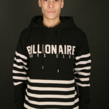 Billionaire Boys Club Ruler Men's Pullover Sweatshirt in BLACK (B1012K260-001)