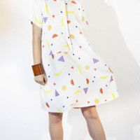 DUSEN DUSEN — Fruity Tee Dress