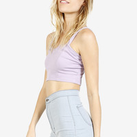 Pinup High Waist Denim Shorts - Chalk Blue