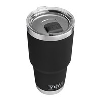 30 oz. DuraCoat Rambler Tumbler in Black with Magslider™ Lid by YETI